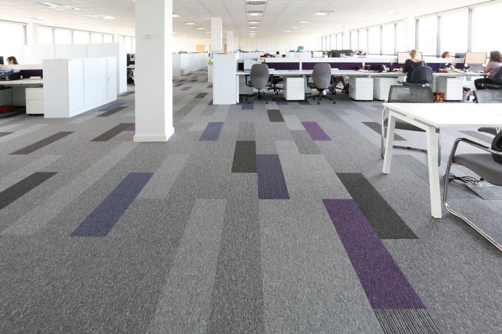random carpet tiles