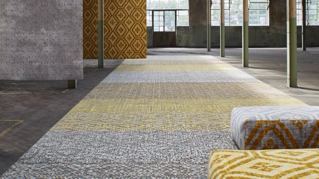 sheet carpeting