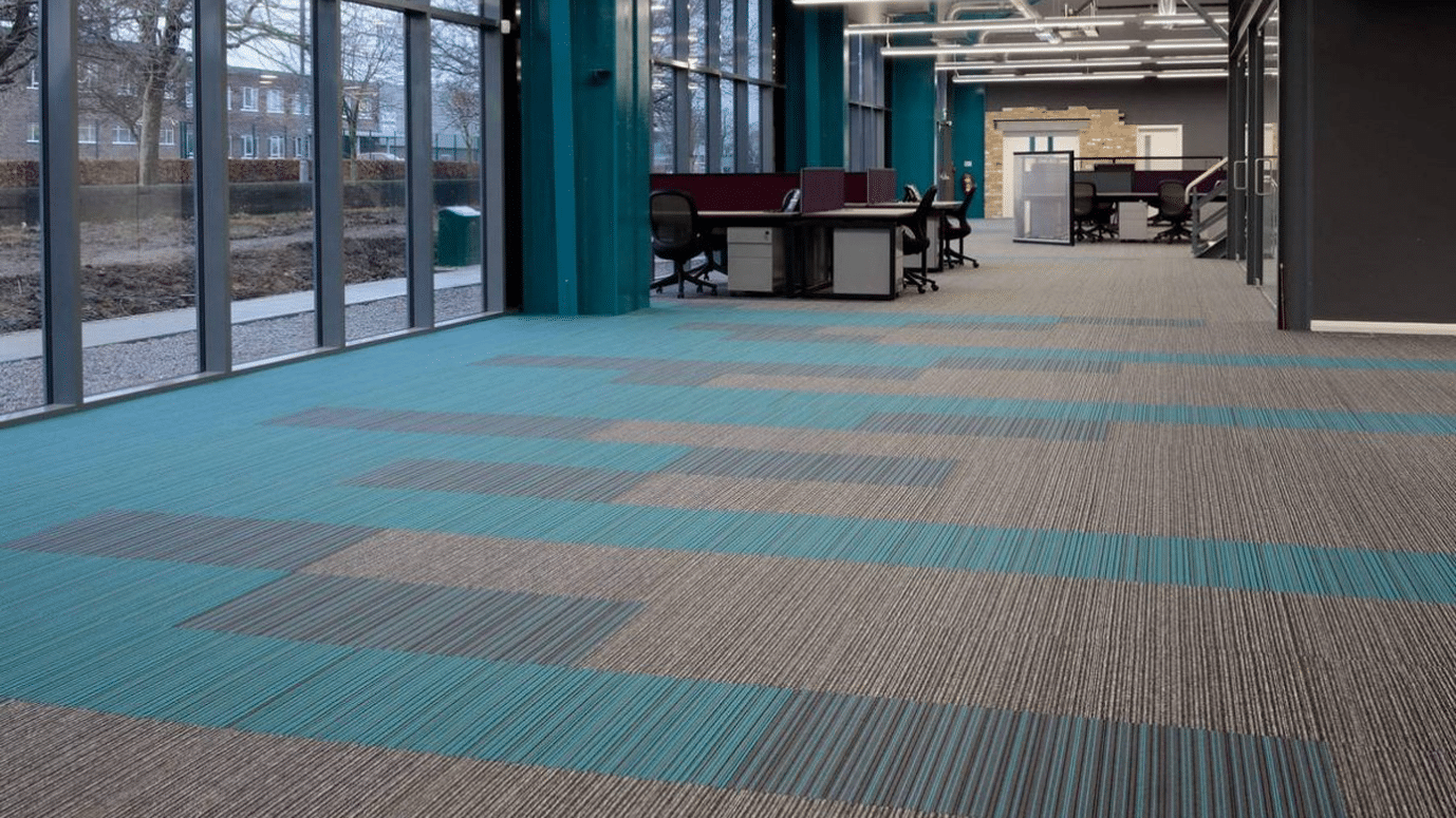 Image of: Office Carpet Tiles Pos Contract Flooring