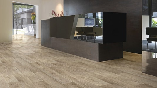 hetro multi layer hosptality flooring