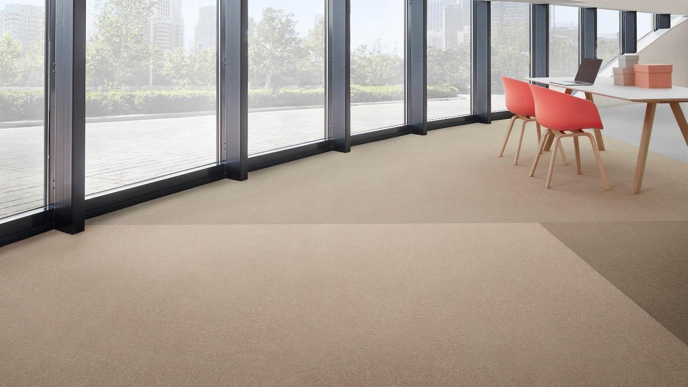 carpet sheet in workspace