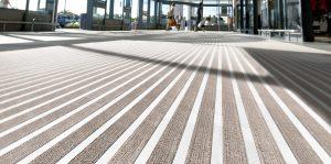 modular entrance mats