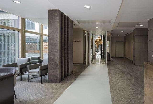 loose lay reception flooring
